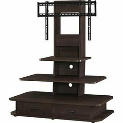 Altra Furniture 1762196PCOM Galaxy TV Stand with Mount and D