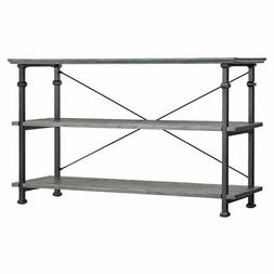 Weston Home 50 in. Rectangular Sofa Table / TV Stand