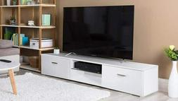 65'' TV Stand Cabinet Media Console Organizer for Living Roo