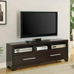 Coaster Home Furnishings 2-Drawer TV Console with 3 Storage