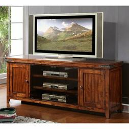 Winners Only 72 in. Media TV Stand -, Mango, 80