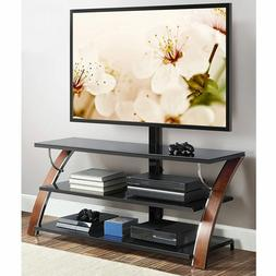 """TV Stand For Flat Screens 65"""" Entertainment Center Cabinet W"""