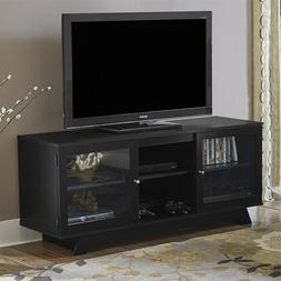 """Altra Furniture Englewood 55"""" TV Stand in Black"""