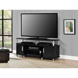 """Ameriwood Home TV Stand, for TVs up to 50"""" - Cabinet - BLACK"""
