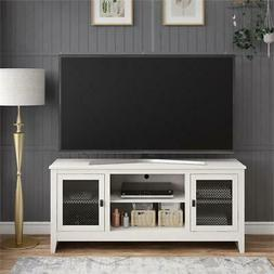 """Ameriwood Home Brookstone TV Stand up to 65"""" in Ivory Oak"""