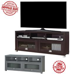 brown or gray tv stand 75 inch