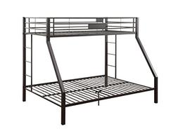 ACME Limbra Black Sand Twin XL over Queen Bunk Bed