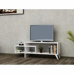 "Decorotika Cliff 47"" Tv Media Stand for small living spaces"