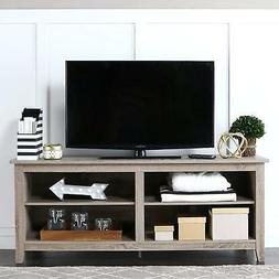DRIFTWOOD Style TV STAND Fits 60-Inch TV Entertainment Conso