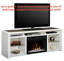 Dimplex Electric Fireplace Galloway Media Console TV Stand D