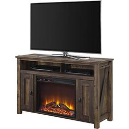 Electric Fireplace TV Console Entertainment Unit Stand Livin