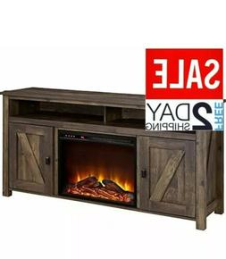 """Electric Fireplace TV Console for TVs up to 60"""" Entertainmen"""