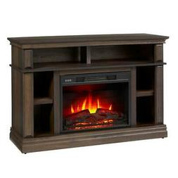 electric fireplace tv stand console entertainment centers