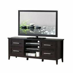 Techni Mobili Elegant TV Stand with Storage For TVs Up To 70