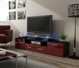Enea - tv stand for 55 inch flat screen / tv media stand / t