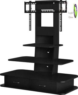 Ameriwood Home Galaxy Tv Stand With Mount And Drawers For Tv