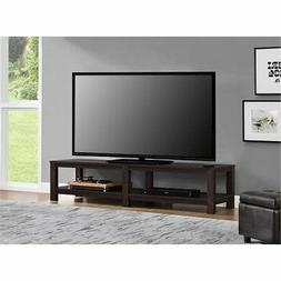 Mainstays Home Furniture Parsons TV Stand For TVs Up To 65""
