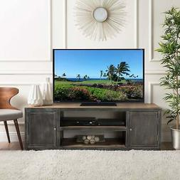 jenkin antique firewood tv stand by black