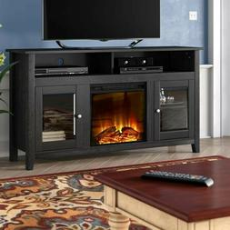 Kohn TV Stand For TVs. up to 60 inches with Electric  Firepl