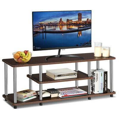 3 tier tv stand epa listed stainless