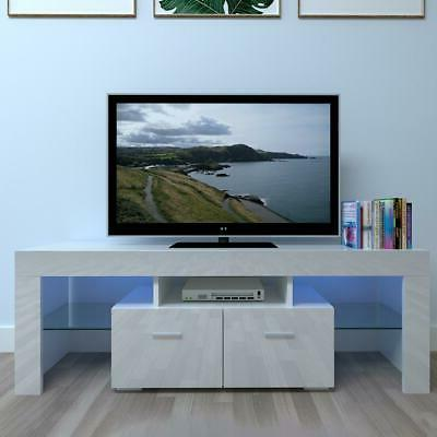 "51"" LED TV Entertainment Furniture Center Console Cabinet"