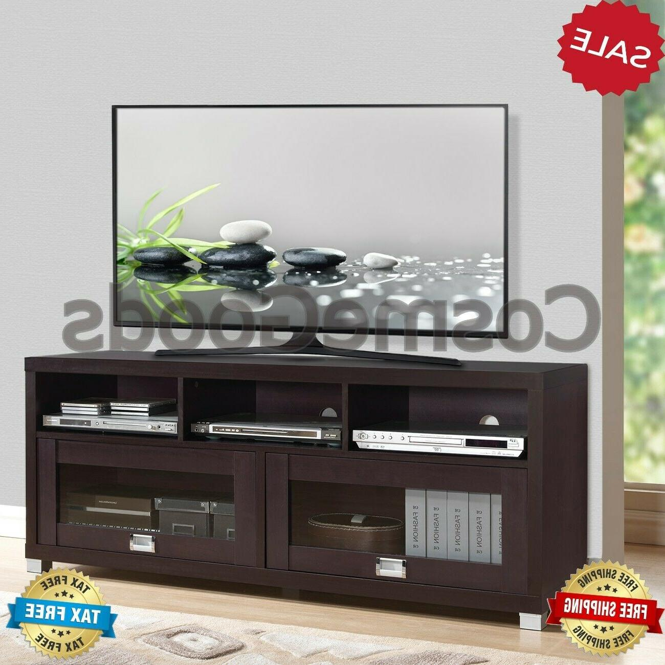 75 inch tv stand center console cabinet
