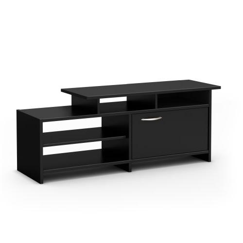 """South Shore 3107661C Step One Stand-Fits TVs Up to 42"""" -Bl"""