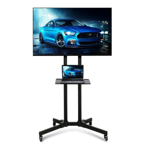 TV Stand LCD LED Flat Panel w/ Fits