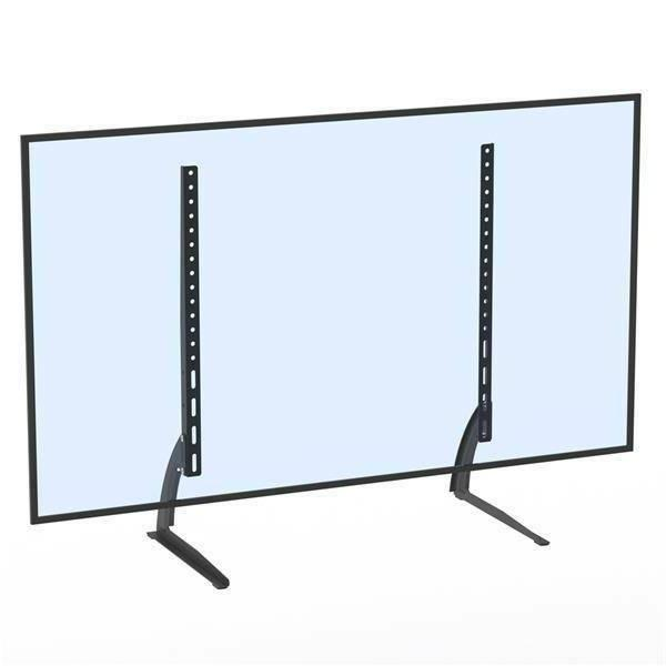 Adjustable Universal TV Stand Table Top Mount Base For LED F