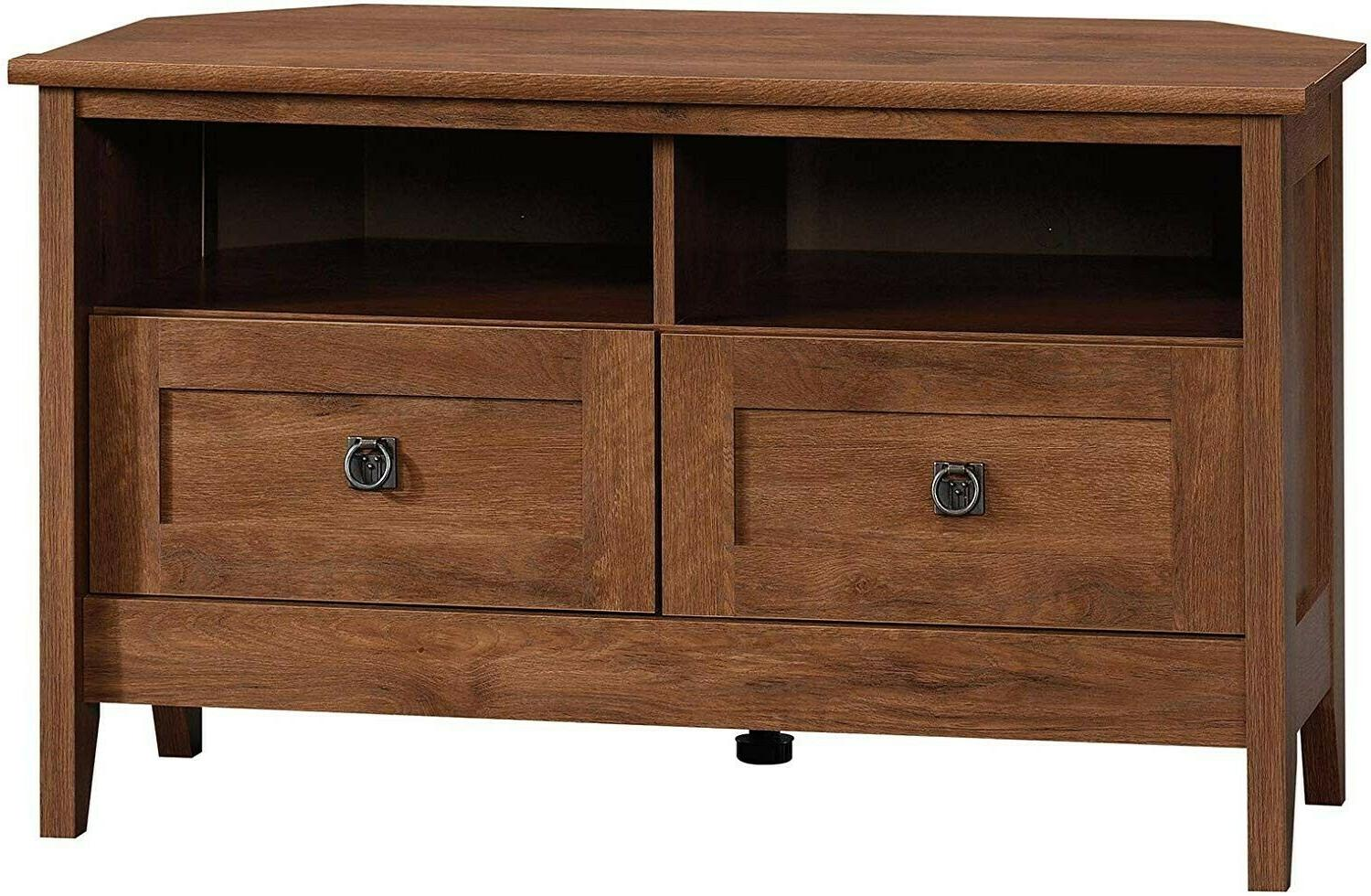 august hill corner entertainment stand for tv