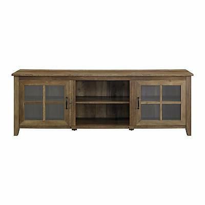WE Furniture TV Stand,