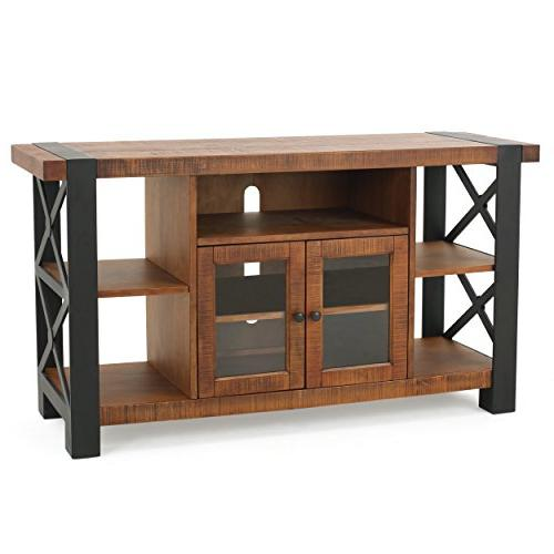 Breeden Console with Cabinets