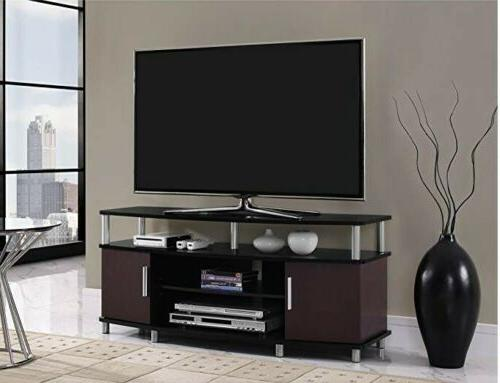 Ameriwood Home Carson Stand TVs to Inches Wide
