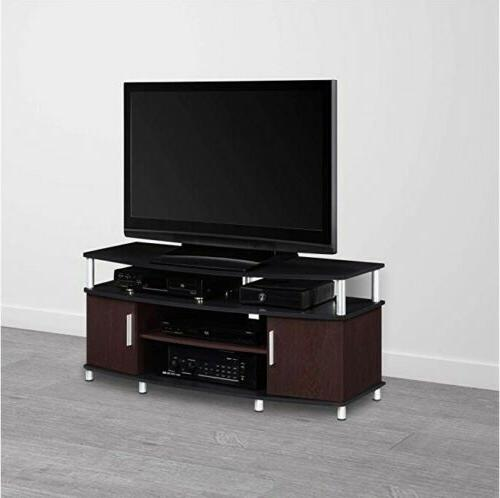 Ameriwood Home Carson Stand TVs to 50 Wide