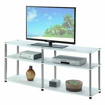Convenience Tier 60 in. TV Stand