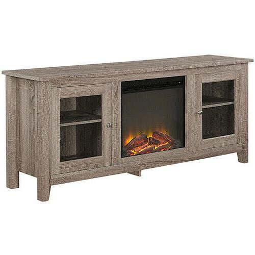 Electric Driftwood Wood Heater Entertainment Ce