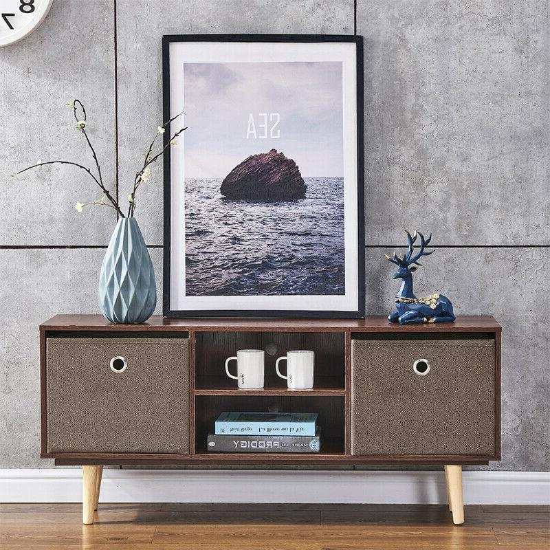 industrial tv stand end table bedside cabinet