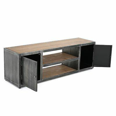 Jenkin Firewood TV Stand by