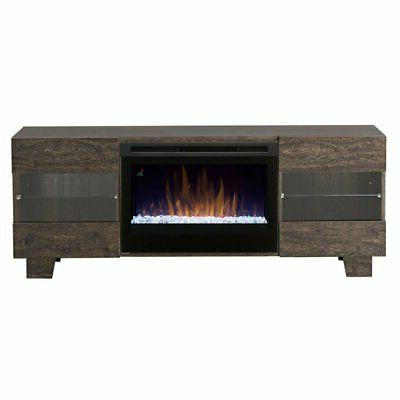 max electric fireplace tv stand