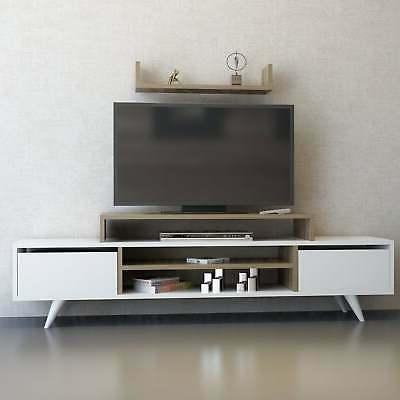 melanie 71 inch tv stand with open