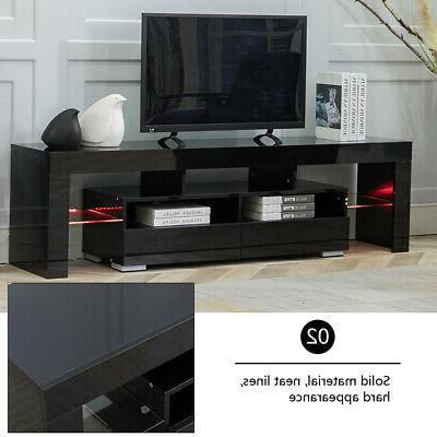 """63"""" with Media Storage Console Cabinet for TV"""