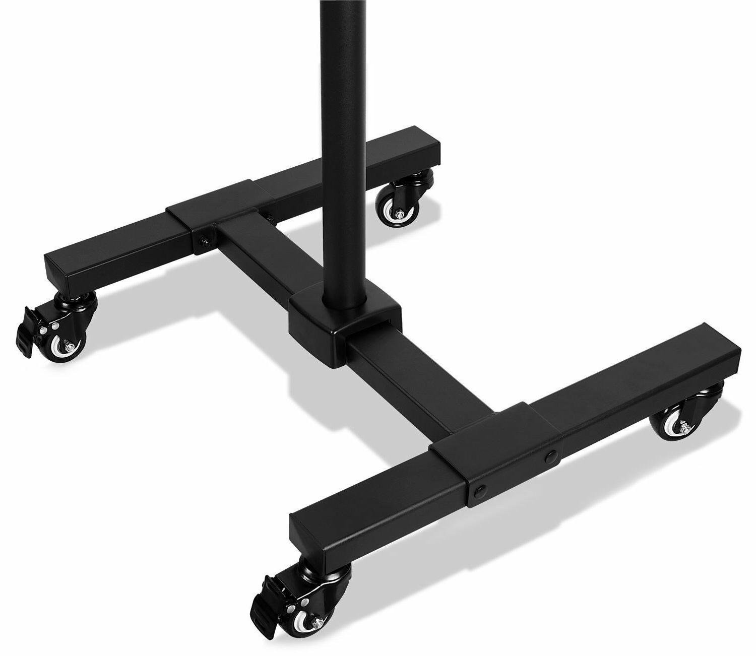 """Mount-It! Mobile Stand with 28"""" 32"""" 40"""" 42"""" Inch"""