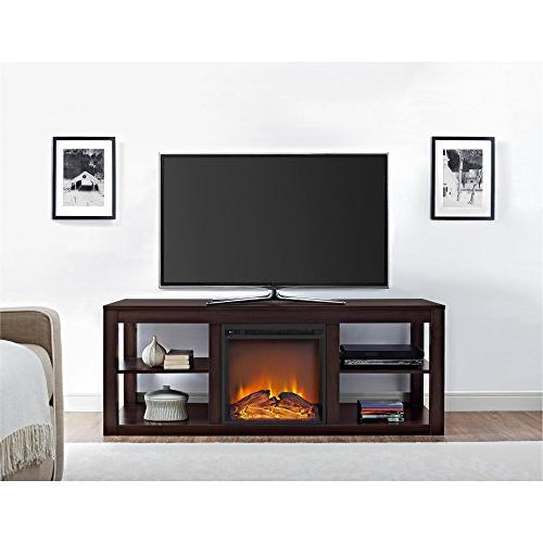 Ameriwood Home Fireplace to