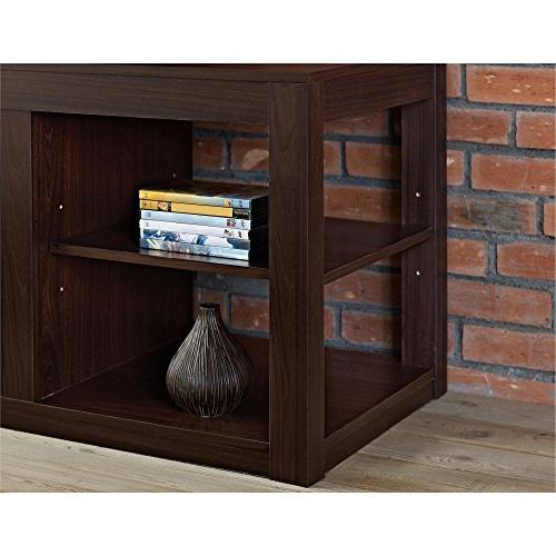 """Ameriwood Fireplace up to 65"""", Espresso"""
