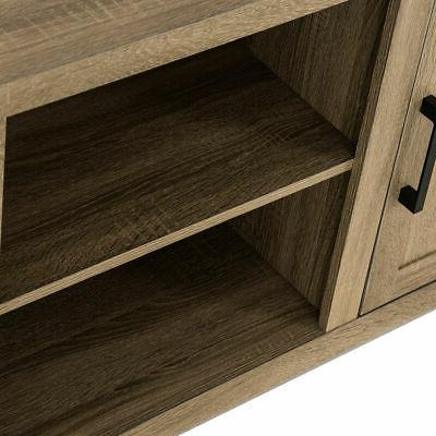Rustic Center Wood Cabinet New