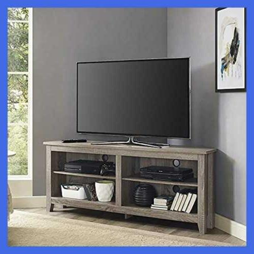 Simple Farmhouse Wood Stand TV's To Storage