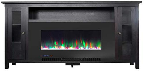 Cambridge TV LED Flames, Crystal Display, and Remote Control, CAM6938-1COF