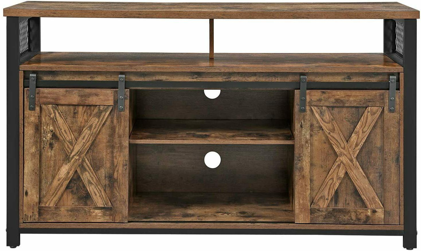 Industrial Unit Stand Sideboard