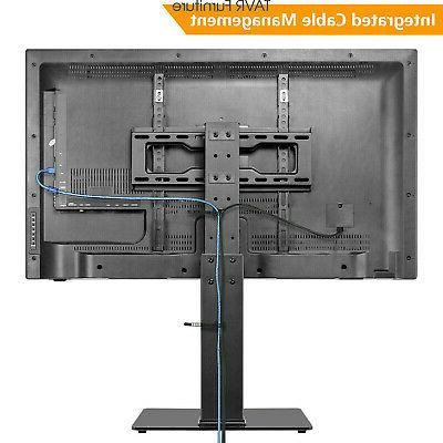 Swivel Tabletop Stand with Mount 37 55 60 TVs