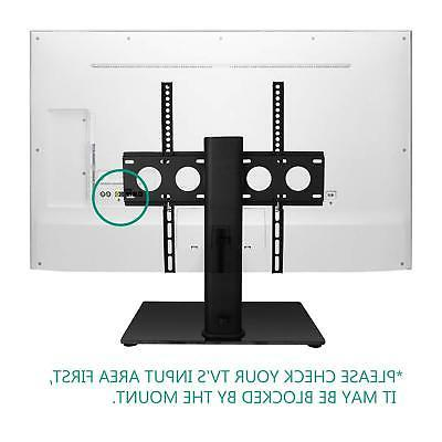 Table Top Glass Base LED LCD OLED 37 46 55 60